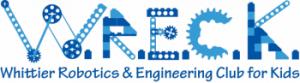 WRECK logo